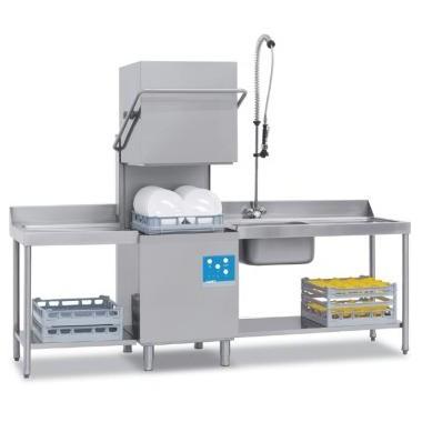 Купольная посудомоечная машина ELETTROBAR Fast 180