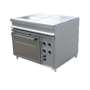 Плита электрическая 4-х конфорочная ПЭМ-4-010