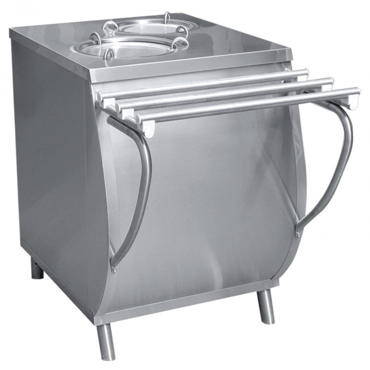 Прилавок для подогрева тарелок ABAT ПТЭ-70Т-80