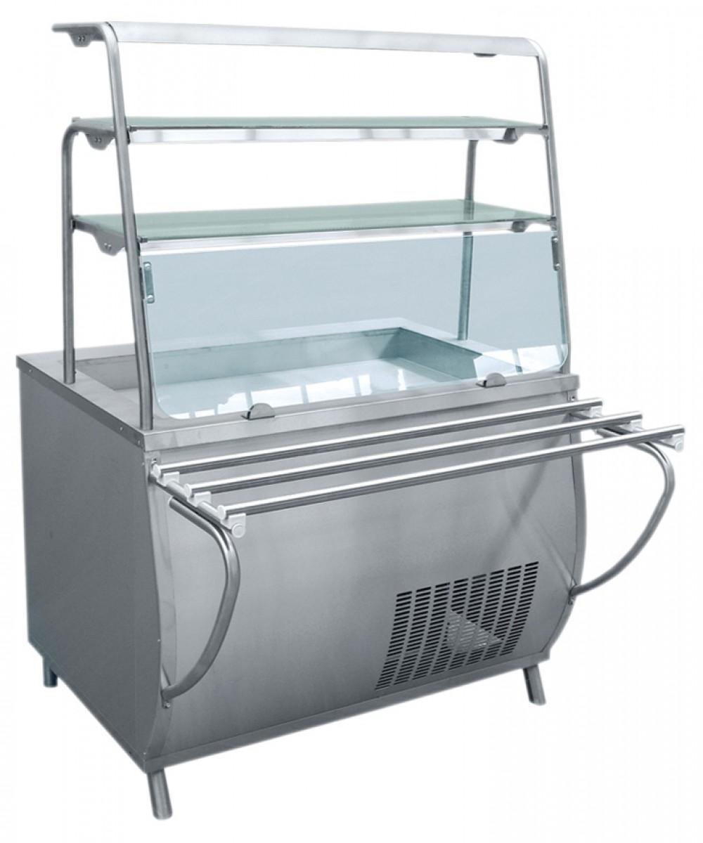 Прилавок для холодных закусок ПВВ(Н)-70Т-НШ