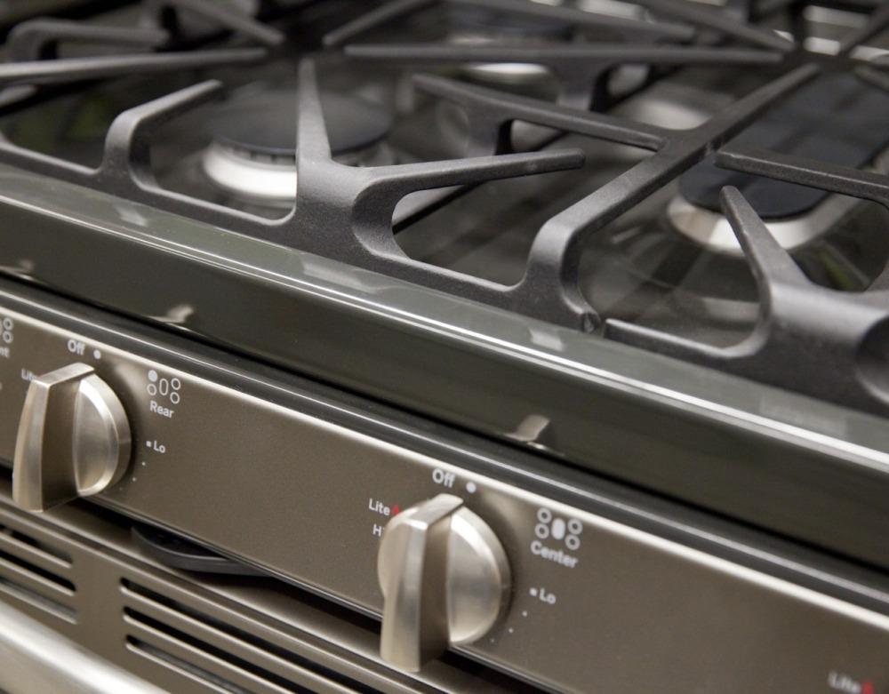 Газовые плиты для столовой