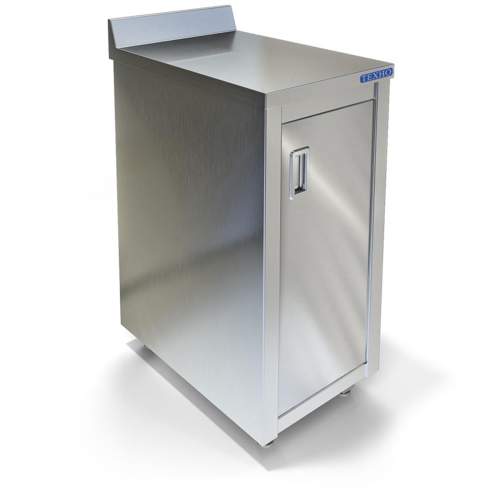 Шкафы кухонные из нержавеющей стали
