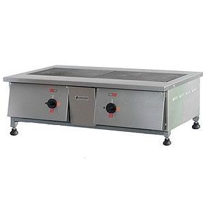 Плита электрическая 2-х конфорочная ПЭ-0.24Н настольная