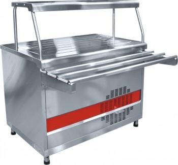 Прилавок для холодных закусок ПВВ(Н)-70КМ-01-НШ