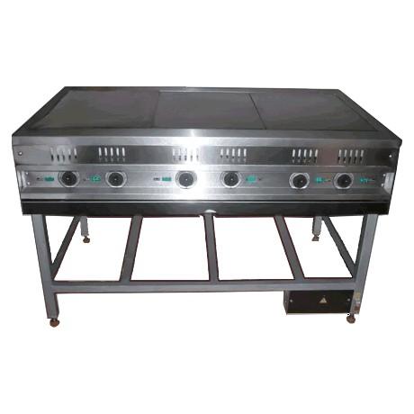 Плита электрическая 6-ти конфорочная ПЭМ-6-020