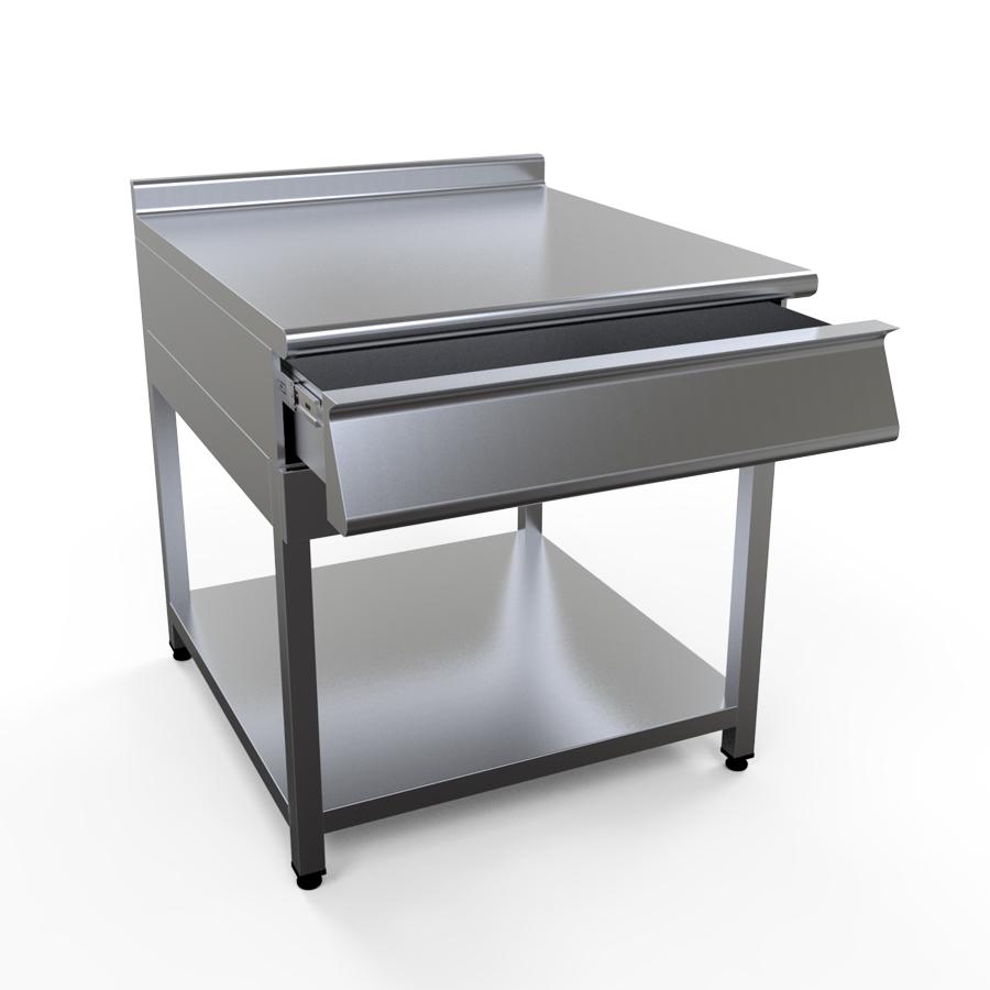 Нейтральный модуль с выдвижным ящиком 700 серии