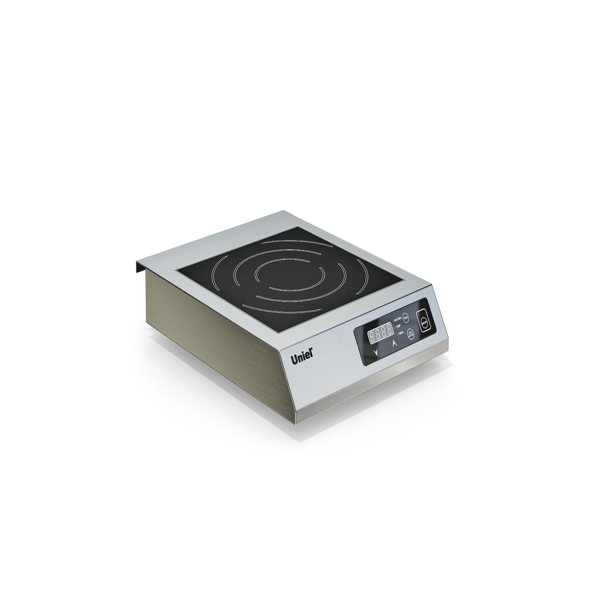 Плита индукционная 2-х конфорочная ИПП-210134
