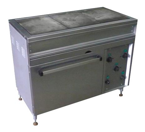 Плита электрическая ПЭМ 3-010