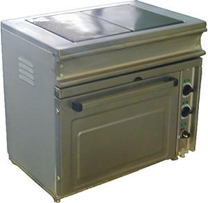 Плита электрическая 2-х конфорочная ПЭМ-2-020